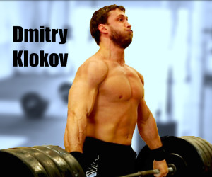 Dmitry Klokov Crossfit Tabata