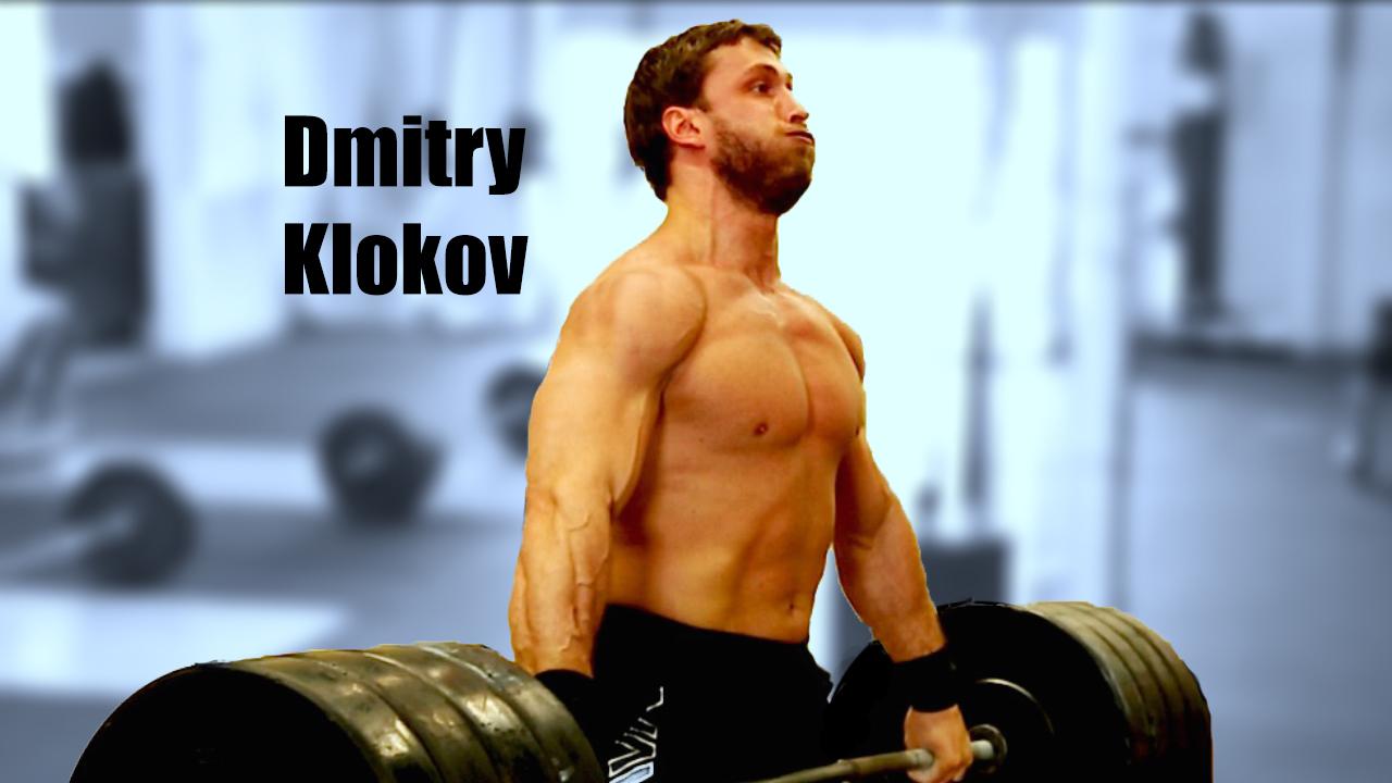Dmitry Klokov on Tabata Songs