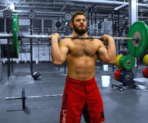 Mat Fraser CrossFit