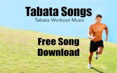 free tabata song