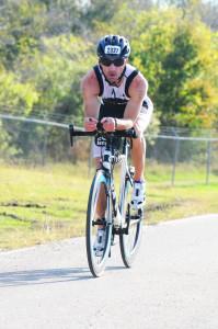 Jason Brown Ironman Bike