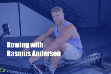 Rasmus Andersen Crossfit rowing