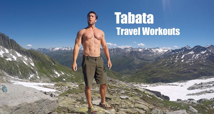 Travel Tabata Workouts w/ Brett Ferguson