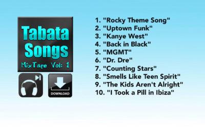 Tabata mixtape