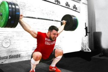 Aleksey Torokhtiy CrossFit Tabata Olympic Weightlifting