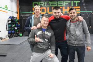 Aleksey CrossFit Tabata