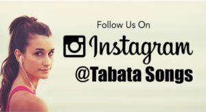 Tabata Songs Instagram