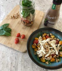 Paleo Salad Mason Jar 1