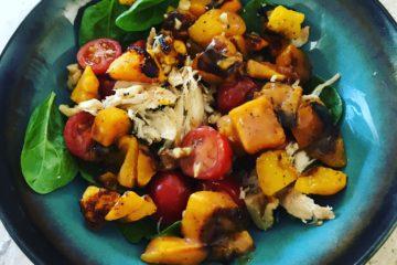 Paleo Salad Mason Jar 2