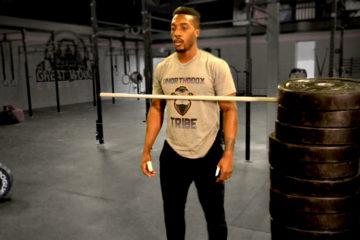 EZ Muhammad CrossFit Tabata