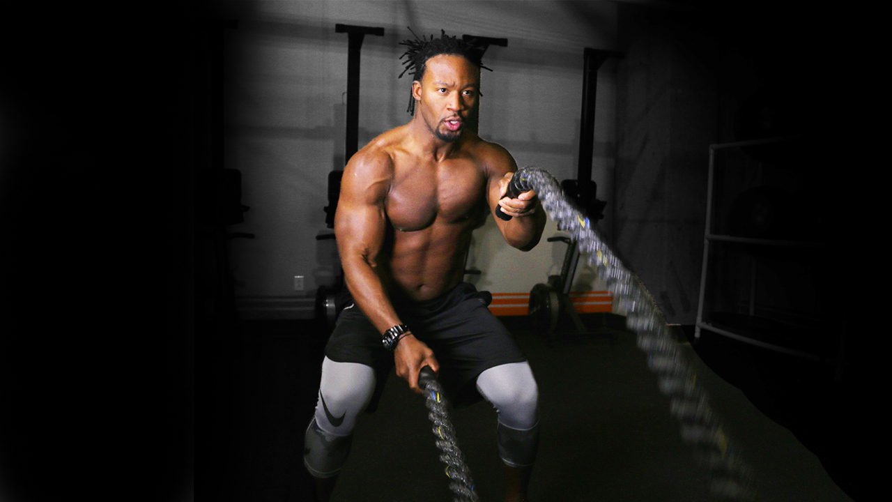 Osayi Osunde- Full Body Tabata Workout