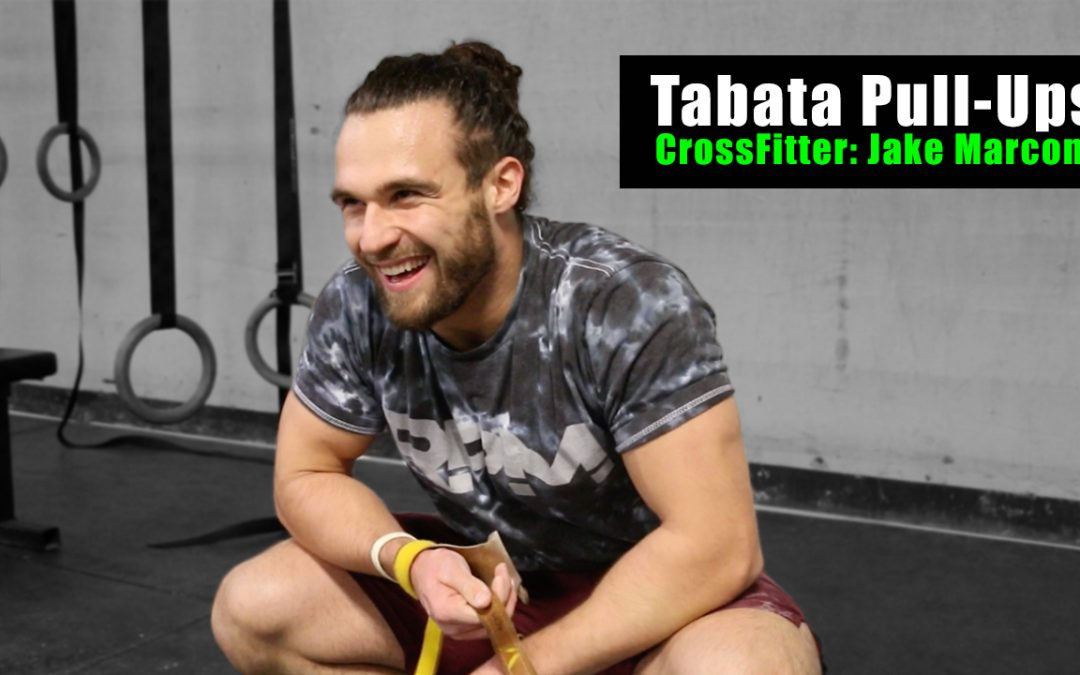 Tabata Pull-Ups with Jake Marconi