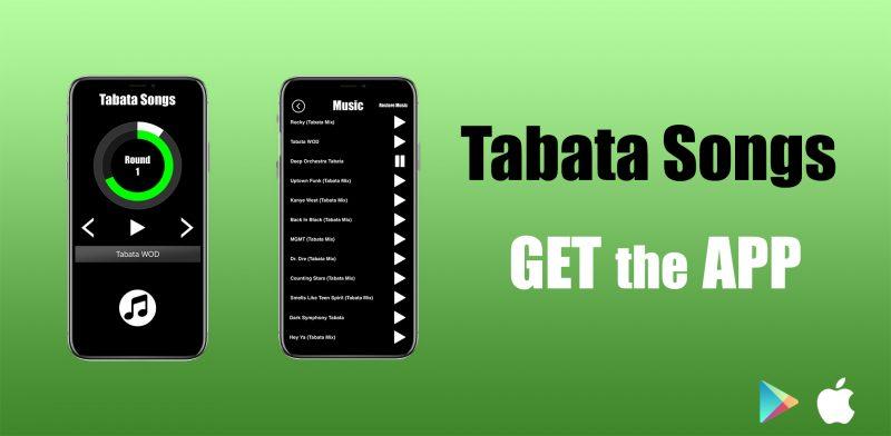 Tabata Songs App - Tabata Songs